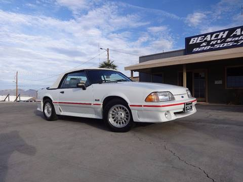 1989 Ford Mustang for sale in Lake Havasu City, AZ