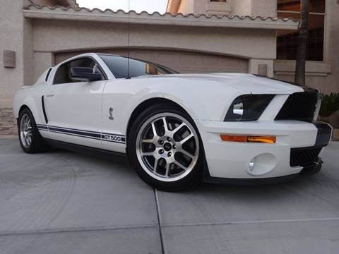 2007 Ford Shelby GT500 for sale in Lake Havasu City, AZ