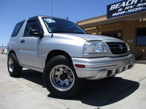 2002 Suzuki Vitara for sale in Lake Havasu City, AZ