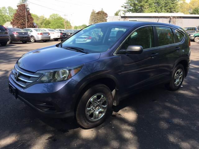 2014 Honda CR-V AWD LX 4dr SUV - Glenville NY