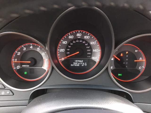2008 Acura TL Type-S 4dr Sedan 5A - Glenville NY