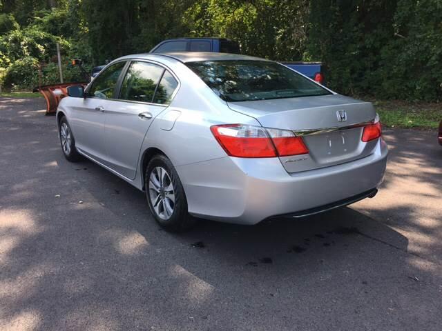 2014 Honda Accord LX 4dr Sedan CVT - Glenville NY