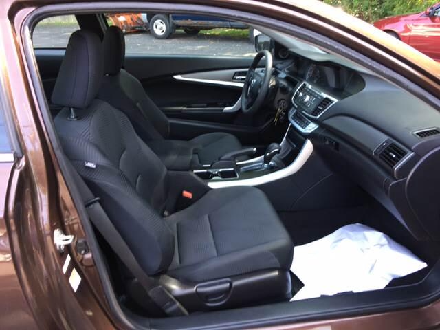 2014 Honda Accord LX-S 2dr Coupe CVT - Glenville NY