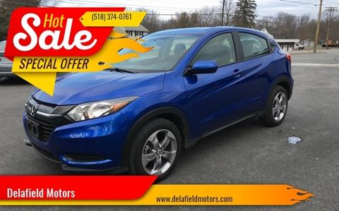 2018 Honda HR-V for sale in Glenville, NY