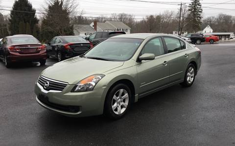 2009 nissan altima hybrid manual