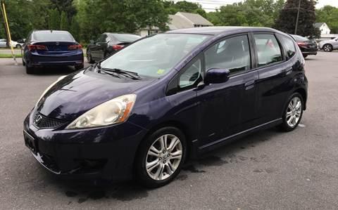 2009 Honda Fit for sale at Delafield Motors in Glenville NY