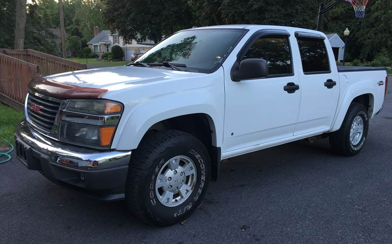2006 GMC Canyon for sale at Delafield Motors in Glenville NY