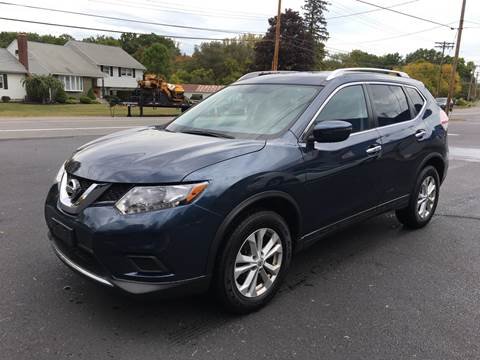 2016 Nissan Rogue for sale at Delafield Motors in Glenville NY