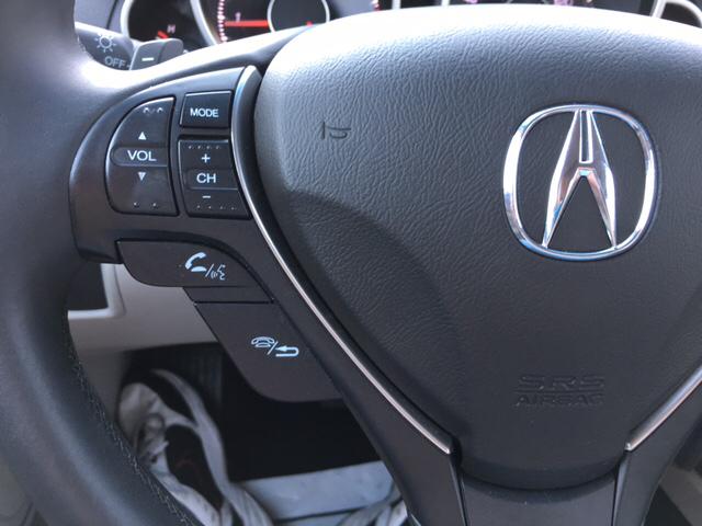 2013 Acura TL Base 4dr Sedan - Glenville NY