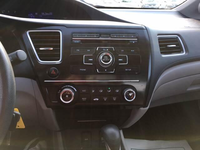 2013 Honda Civic LX 2dr Coupe 5A - Glenville NY