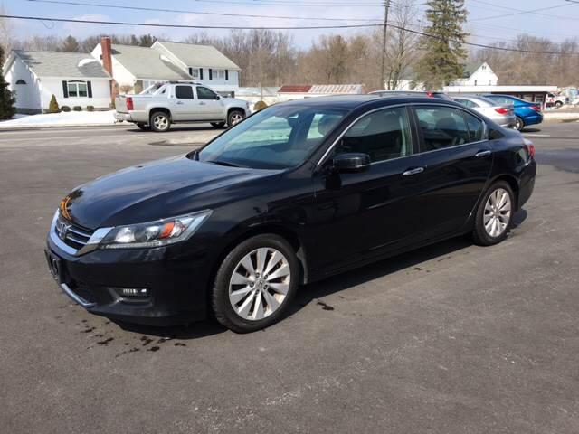2014 Honda Accord EX-L 4dr Sedan - Glenville NY