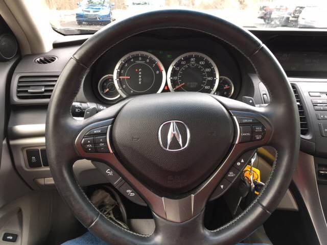 2013 Acura TSX 4dr Sedan - Glenville NY