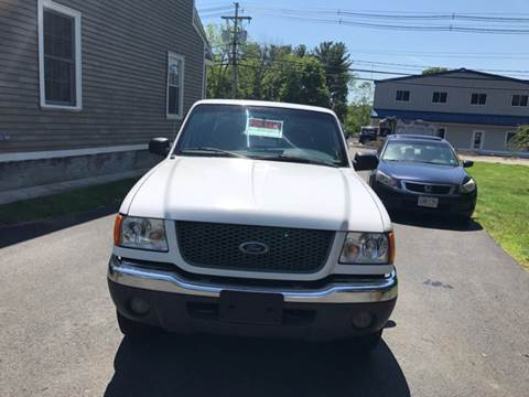 2002 Ford Ranger for sale in Raynham, MA