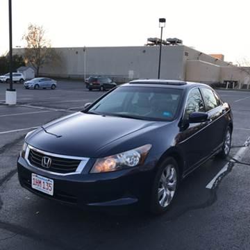 2008 Honda Accord for sale in Raynham, MA