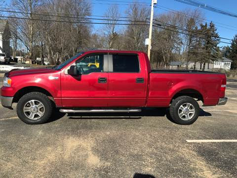 2007 Ford F-150 for sale in Raynham, MA