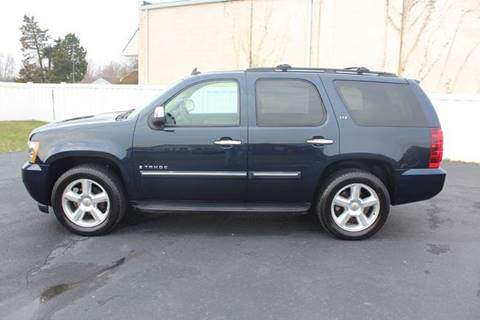 2008 Chevrolet Tahoe for sale at Superior Wholesalers Inc. in Fredericksburg VA