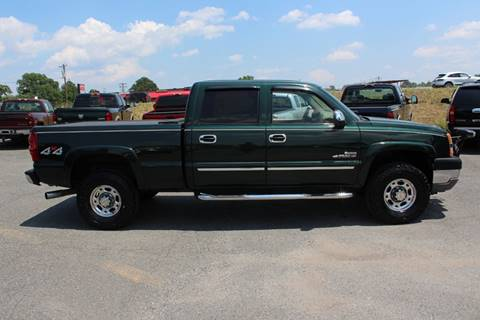 2003 Chevrolet Silverado 2500HD for sale at Superior Wholesalers Inc. in Fredericksburg VA