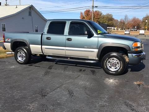 2006 GMC Sierra 2500HD for sale in Fredericksburg, VA