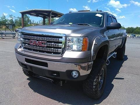 2012 GMC Sierra 2500HD for sale at Superior Wholesalers Inc. in Fredericksburg VA