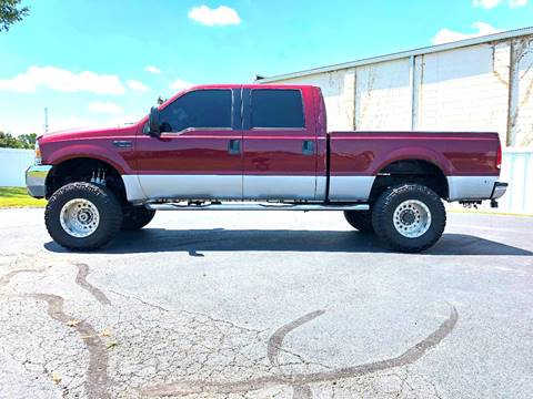 2000 Ford F-250 Super Duty for sale at Superior Wholesalers Inc. in Fredericksburg VA