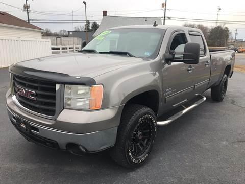 2008 GMC Sierra 2500HD for sale at Superior Wholesalers Inc. in Fredericksburg VA