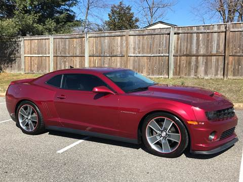 2010 Chevrolet Camaro for sale at Superior Wholesalers Inc. in Fredericksburg VA
