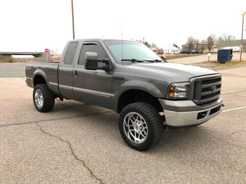 2006 Ford F-250 Super Duty for sale at Superior Wholesalers Inc. in Fredericksburg VA