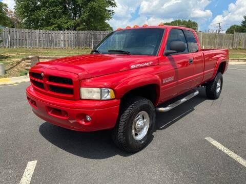 2001 Dodge Ram Pickup 2500 for sale at Superior Wholesalers Inc. in Fredericksburg VA