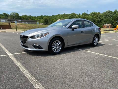 2016 Mazda MAZDA3 for sale at Superior Wholesalers Inc. in Fredericksburg VA