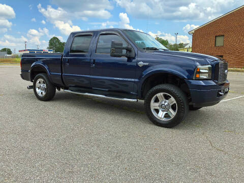 2005 Ford F-250 Super Duty for sale at Superior Wholesalers Inc. in Fredericksburg VA