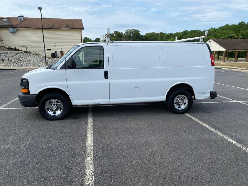 2010 Chevrolet Express Cargo for sale at Superior Wholesalers Inc. in Fredericksburg VA