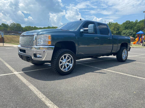 2011 Chevrolet Silverado 2500HD for sale at Superior Wholesalers Inc. in Fredericksburg VA