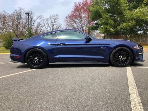 2018 Ford Mustang for sale at Superior Wholesalers Inc. in Fredericksburg VA