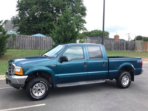 2001 Ford F-250 Super Duty for sale at Superior Wholesalers Inc. in Fredericksburg VA