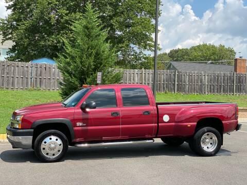 2004 Chevrolet Silverado 3500 for sale at Superior Wholesalers Inc. in Fredericksburg VA