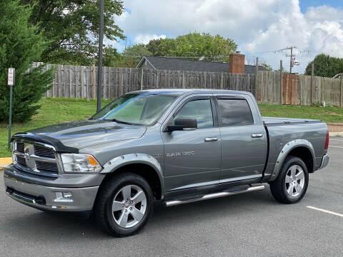 2012 RAM Ram Pickup 1500 for sale at Superior Wholesalers Inc. in Fredericksburg VA