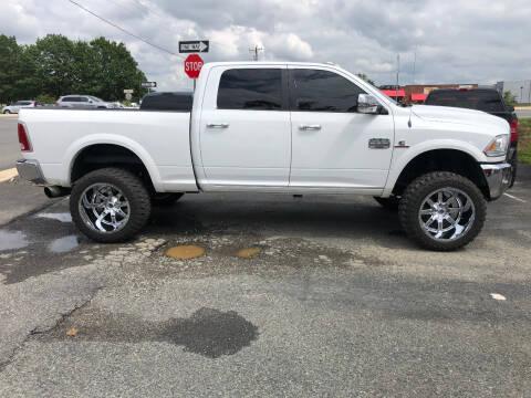 2013 RAM Ram Pickup 2500 for sale at Superior Wholesalers Inc. in Fredericksburg VA