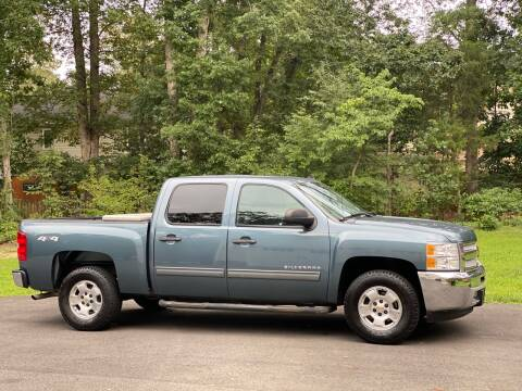 2013 Chevrolet Silverado 1500 for sale at Superior Wholesalers Inc. in Fredericksburg VA