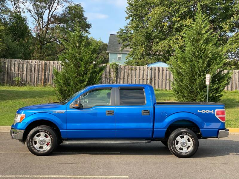 2012 Ford F-150 for sale at Superior Wholesalers Inc. in Fredericksburg VA