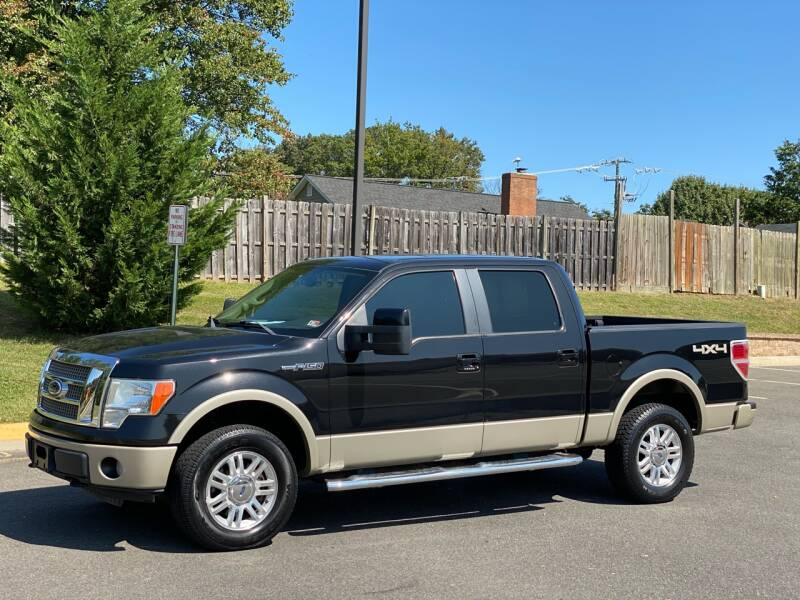 2010 Ford F-150 for sale at Superior Wholesalers Inc. in Fredericksburg VA