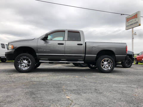 2005 Dodge Ram Pickup 2500 for sale at Superior Wholesalers Inc. in Fredericksburg VA