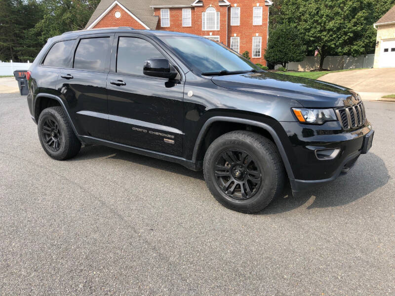 2017 Jeep Grand Cherokee for sale at Superior Wholesalers Inc. in Fredericksburg VA