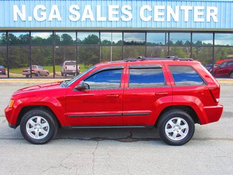 2009 Jeep Grand Cherokee for sale at NORTH GEORGIA Sales Center in La Fayette GA