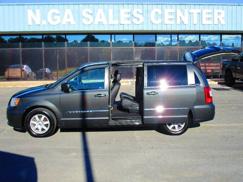 2012 Chrysler Town and Country for sale at NORTH GEORGIA Sales Center in La Fayette GA