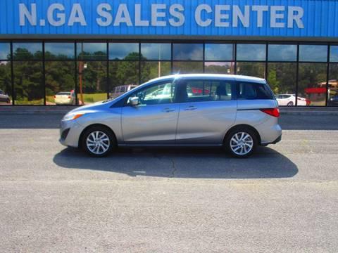 2012 Mazda MAZDA5 for sale in La Fayette, GA