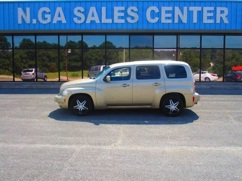 2008 Chevrolet HHR for sale at NORTH GEORGIA Sales Center in La Fayette GA