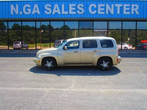 2008 Chevrolet HHR for sale at NORTH GEORGIA Sales Center in La Fayette GA