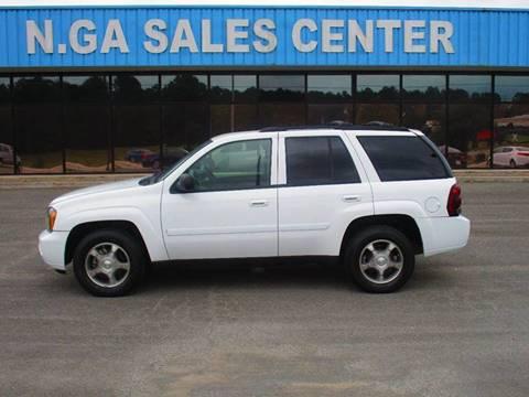 2009 Chevrolet TrailBlazer for sale at NORTH GEORGIA Sales Center in La Fayette GA