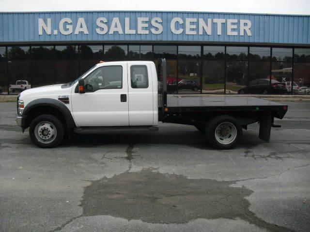 2008 Ford F-450 Super Duty for sale at NORTH GEORGIA Sales Center in La Fayette GA