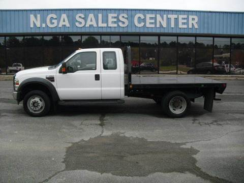2008 Ford F-450 Super Duty for sale at NORTH GEORGIA Sales Center in La Fayette GA